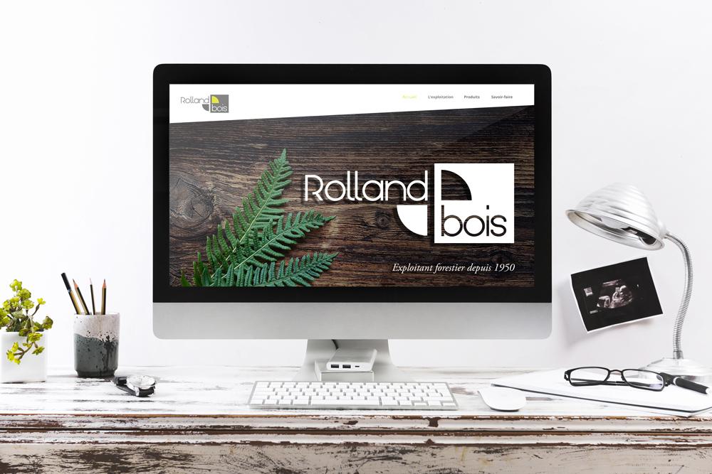 Site internet Rollandbois