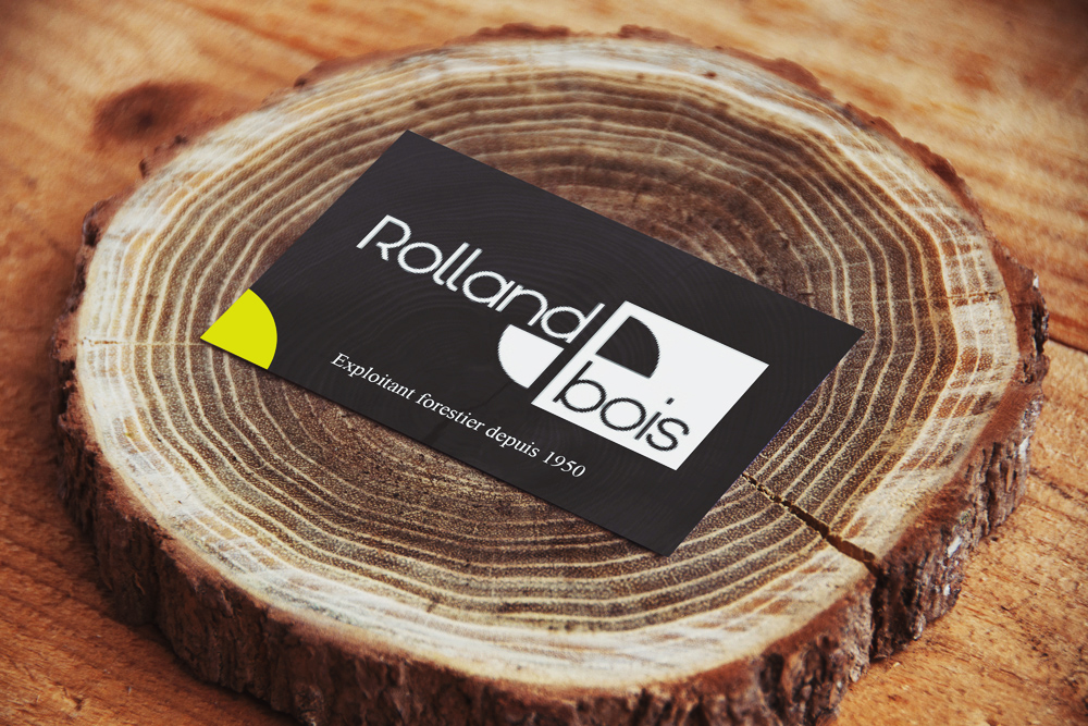 Carte de visite Rollandbois